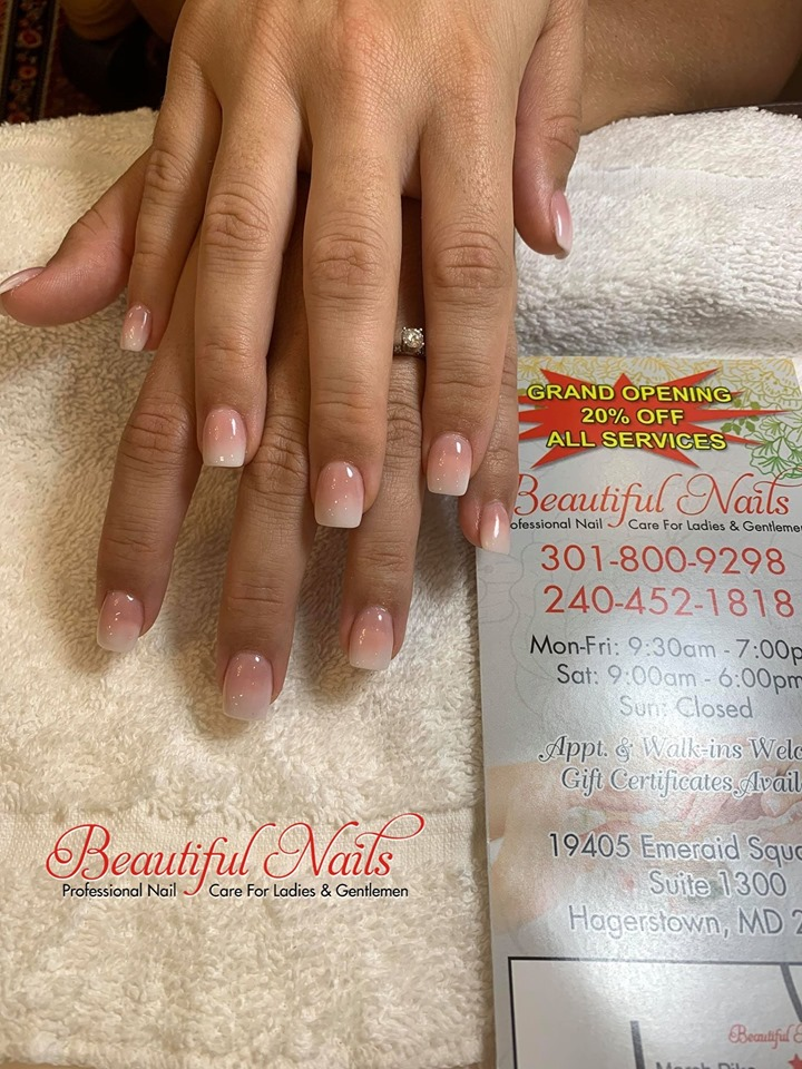 Nail Salon 21742 - Beautiful Nails - Top 1 Nail Salon in Hagerstown MD 21742